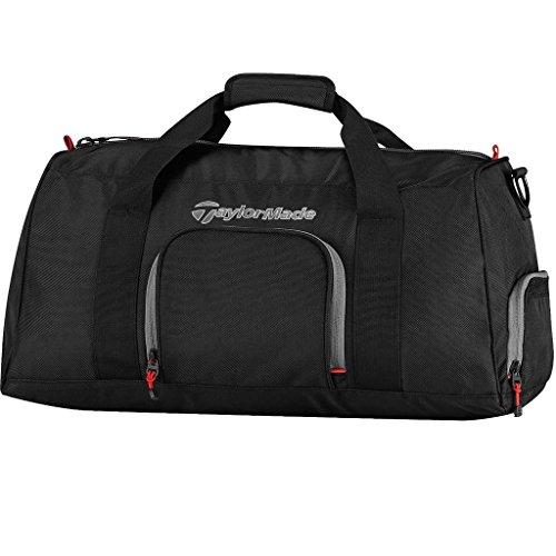 2015-taylormade-players-mens-golf-duffle-bag-travel-bag-black