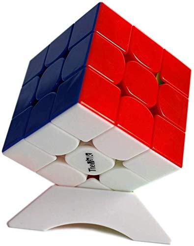 OJIN Valk 3 The Valk 3 Speed Cube Puzzle 3x3x3 3 Strati Smooth Puzzle Toy con Un cubo treppiede (Stickerless)