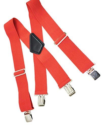 VIPER MOTO Accessories  Motorrad-Zubehör Schutzkleidung Hosen XLR8 Fester elastischer Hosenträger, Red, One