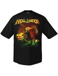 Helloween Straight out of Hell 701514 Herren T-Shirt
