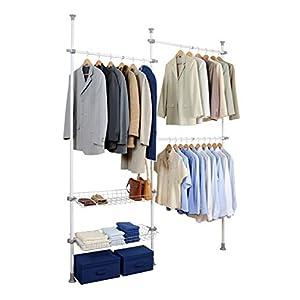 Offener Kleiderschrank System Deine Wohnideen De