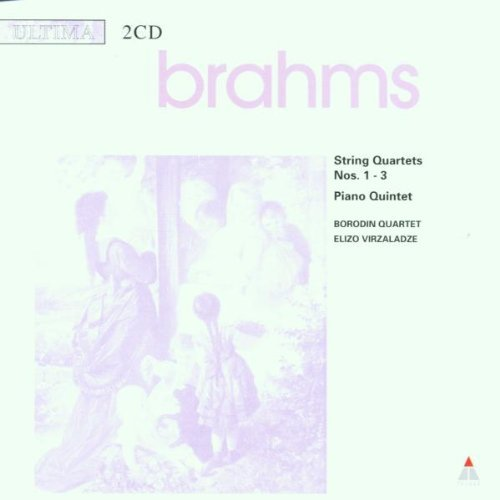 , 3/Piano Quintet (Borodin Quartet) by Borodin Quartet ()
