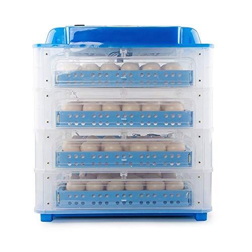 Groß Inkubator 256 Eier Intelligent Temperatur Feuchtigkeit Steuerung Geflügel Bauernhof Hatcher Hühner Enten Gans Wachtel Einfach Beobachten