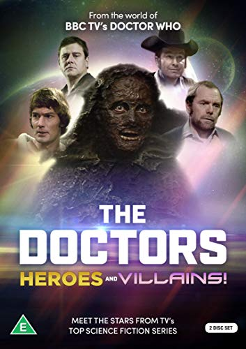 Picture of The Doctors: Heroes & Villains!