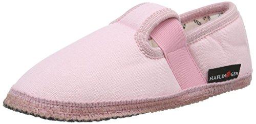Haflinger Mädchen Uno Hohe Hausschuhe Pink (puder)