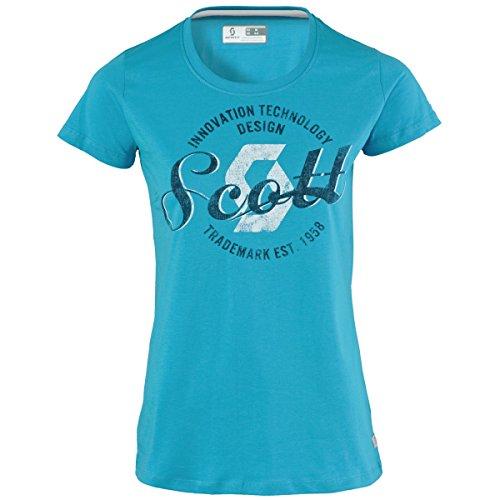 Scott Damen Bike Funktionsshirt 15 Vintage Jersey (Scott Vintage-jersey)