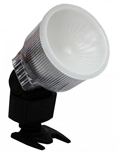 Impulsfoto Portrait Profi Softbox, Diffusor, Bouncer für Nikon Speedlite SB910, SB-910, SB900, SB-900 Studioqualität