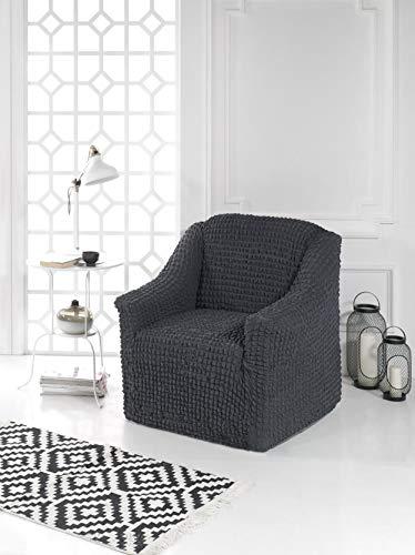 My Palace 1 Sitzer Sesselbezug. Sesselschoner, Sesselhusse, Sesselschutz, Sesselüberwurf,...