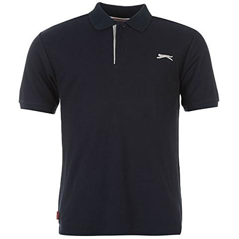Polo Slazenger - SLAZENGER Polo Polo T-shirt XXXL bleu