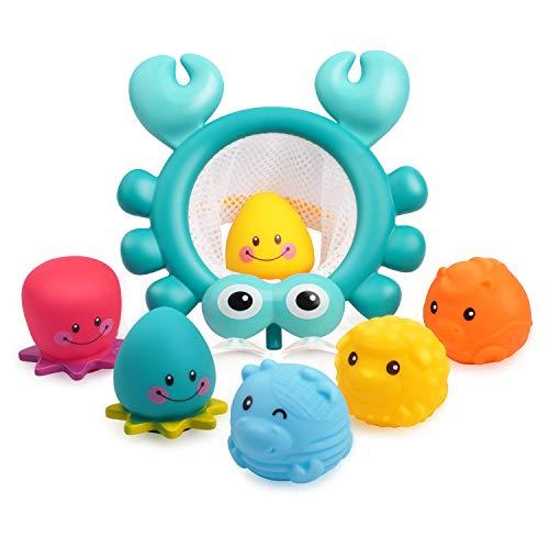 Gizmovine giochi bagnetto giochi vasca da bagno bambini giocattolo set giochi neonati di giocattoli per ragazzi e ragazze