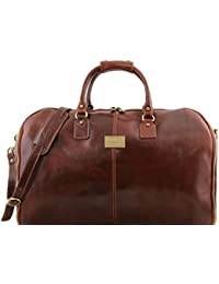 Tuscany Leather Antigua - Maleta de Viaje/Porta Trajes en Piel - TL141538