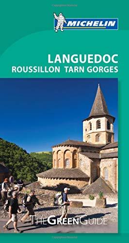 Languedoc Rousillon Tarn Gorges - Michelin Green Guide: The Green Guide (Michelin Tourist Guides) por Michelin