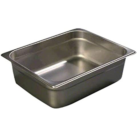 American Metalcraft (RFP05RT) Half Size Pan for 5 Quart Allegro Half Size Chafer by American