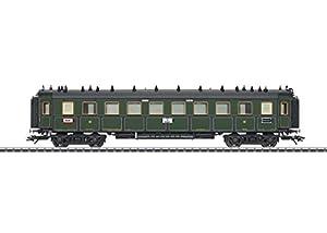 Märklin 41358 Passenger Car Parte y Accesorio de juguet ferroviario - Partes y Accesorios de Juguetes ferroviarios (Passenger Car,, 15 año(s), Verde, HO (1:87), 22 cm)