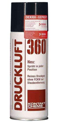 KONTAKT CHEMIE Druckluftreiniger DRUCKLUFT 360, 200 ml VE = 1