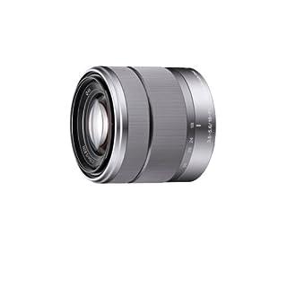 Sony SEL-1855 Standard Zoom-Objektiv (18-55 mm, F3.5-5.6, OSS, APS-C, geeignet für A6000, A5100, A5000 und Nex Serien, E-Mount) silber (B003OUX6NQ)   Amazon price tracker / tracking, Amazon price history charts, Amazon price watches, Amazon price drop alerts