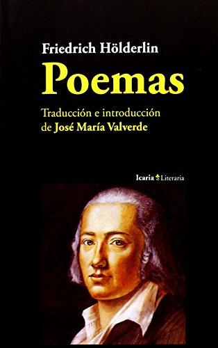 Poemas: Traducción e introducción de José María Valverde (Literaria)