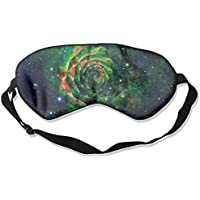 Green Cool Space Sleep Eyes Masks - Comfortable Sleeping Mask Eye Cover For Travelling Night Noon Nap Mediation... preisvergleich bei billige-tabletten.eu