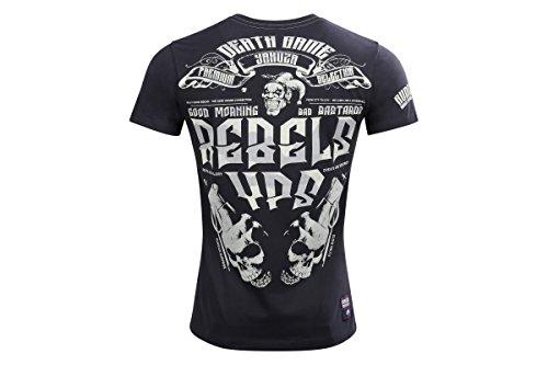 Yakuza Premium T-Shirt YPS2317 Dunkelgrau