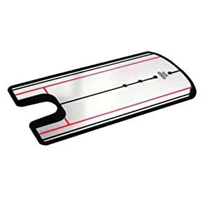 Longridge Tour Mirror Traing Aid - Silver