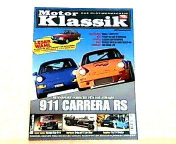 Motor Klassik. Das Oldtimermagazin von auto motor und sport. Heft: 1 / 2007. Mit Themen u.a.: Rennsport-Porsche für die Strasse. 911 Carrera RS. / Impression: Brutus mit 47-Liter-Motor. (47 Motor)