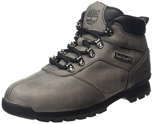 Timberland Herren Splitrock_Splitrock_Splitrock 2 Chukka Boots, Grau (Grey Nubuck), 41 EU