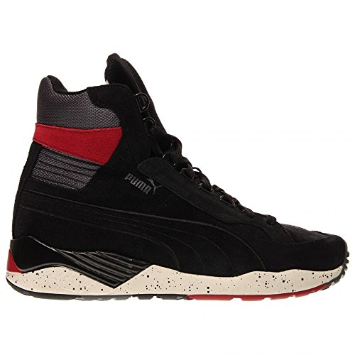 Puma Trinomic Xs 850 Mid Rugged Fashion Sneaker Black