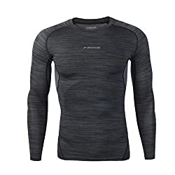 VENMO Herren Workout Leggings Pullover Fitness Sport Gym Bluse Laufendes Yoga-athletisches Hemd Top Sweatshirt Shirt Poloshirt Hemd Herren Slimfit Hemd Slim Fit Hemden Polo Hoodie (M, Black)