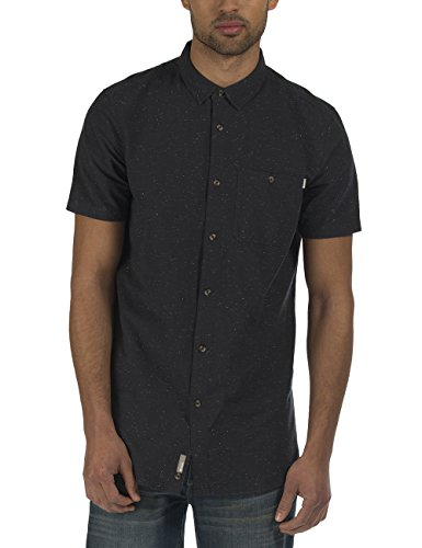 Bench Weightless C, Sport Shirt Uomo Blu (Dark Navy)