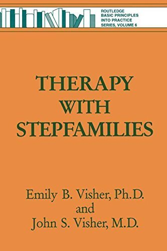 Therapy with Stepfamilies (Brunner/Mazel Basic Principles Into Practice Series) by Visher, Emily B., Visher, John S. (1996) Paperback