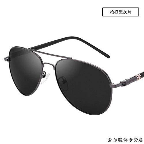 Junge Menschen tragen trendige Sonnenbrillen polarisierte Sonnenbrillen männliche Brillen weibliche Autofahrer Sonnenbrillen Männer Augen Flut SN4256 Silberrahmen eisblau Tabletten (verstärktes polar