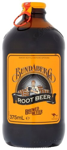 Bundaberg Root Beer 375 ml (Pack of 12)