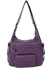 f835992738067e Angel Barcelo Weiches geräumiges Fashion Hobo Damen Handtaschen Damen  Geldbeutel Tasche…
