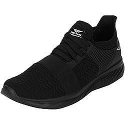 Red Tape Men's RSO016 Black Nordic Walking Shoes-9 UK/India (43 EU)(RSO0161-9)