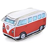 VW Collection by Board Masters, Kulturtasche, rot (Rot) - OL0177-RD