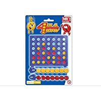 4 In a Row Travel Game Set Easter Gift For Boys And Girls