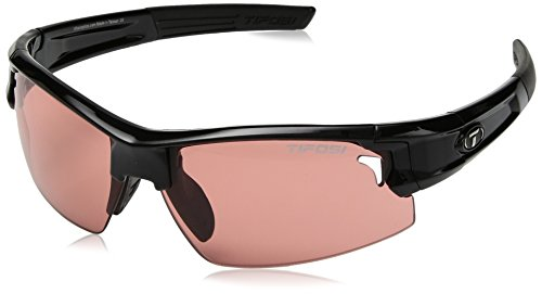 40dcf08740 Tifosi Optics Tifosi Synapse Gloss Black Sunglasses - High Speed Red