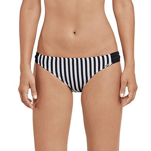 Schiesser Damen Mix & Match Bikinislip Mini Bikinihose, Schwarz 000, 38 (Herstellergröße: 038) - Mix Und Match Tankinis
