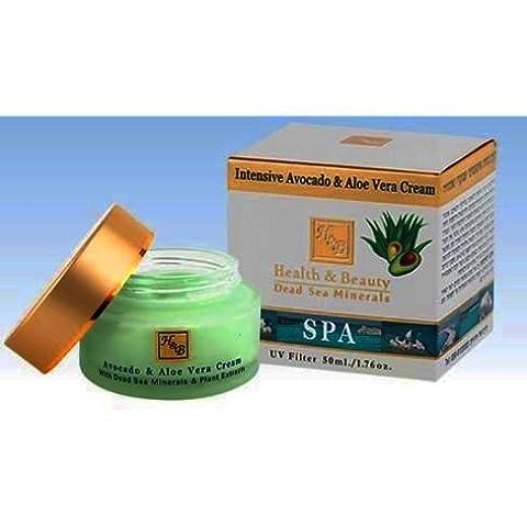 Health and Beauty Dead Sea Minerals Intensive Avocado & aloe