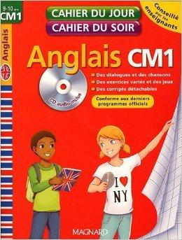 Anglais CM1 (1CD audio) de Denis Jardinier,Evelyne Bergé (Sous la direction de),Aurélie Mauborgne (Illustrations) ( 15 juin 2012 )