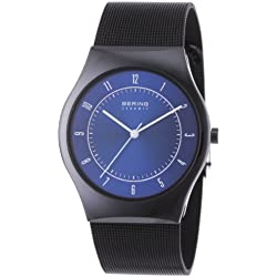 Bering Time Men's Slim Watch 32039-440 Ceramic