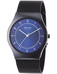 BERING Time Herren-Armbanduhr Slim Ceramic 32039-440