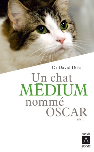Un chat medium nommé Oscar