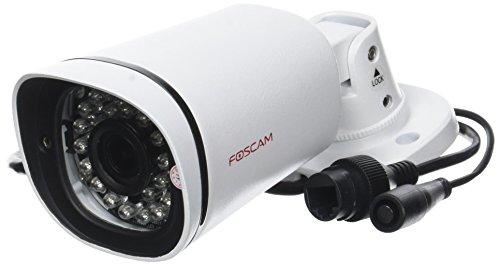 Foscam FI9800XE Telecamera Aggiuntiva per il Kit con Risoluzione 720P, Bianco