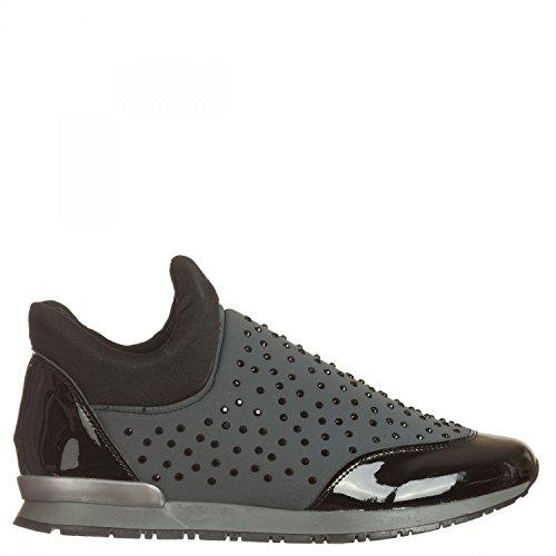 Sneakers slip on NERO