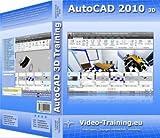 AutoCAD 2010 3D Video-Training, CD-ROMAnschauen, Übungen mitmachen, verstehen. Für Windows 98/Me/2000/XP/Vista