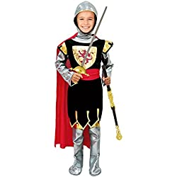 Disfraz Caballero Medieval Dragón niño infantil para Carnaval