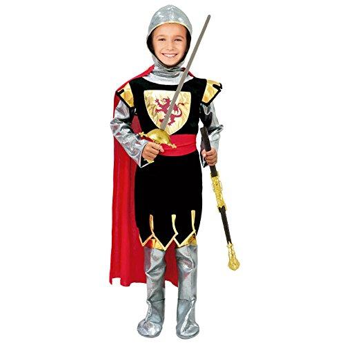 Disfraz Caballero del Dragón conjunto medieval para niños