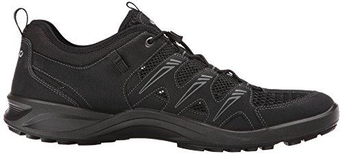 Ecco  Terracruise Black/Black Syn/Tex/Deco, Sandales sport et outdoor homme Noir (black/black51707)