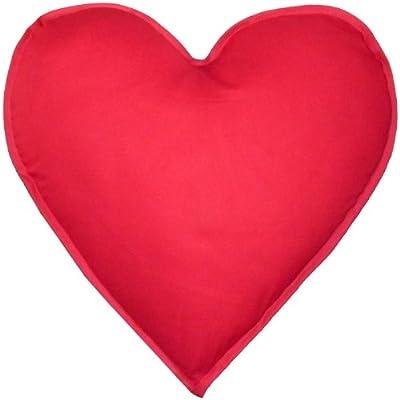 Schönes Kissen in Herzform Ein Geschenk mit Liebe! ca. 40x40cm